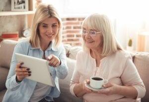Elder Care in Jenison MI: Talking About Downsizing