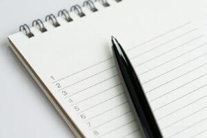 Caregiver Lowell, MI: Keeping a Gratitude Journal