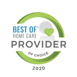 Home Care Provider of Choice 2020