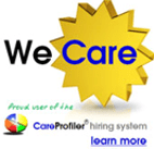 We Care Caregiver Profiler