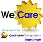 We Care Caregiver Profiler