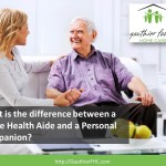 Video: Home Care Grand Rapids MI: What is the difference between a Home Health Aide and a Personal Companion?