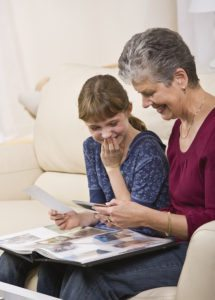 Home Care in Grand Rapids MI: Stimulating Memories
