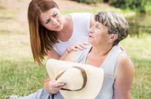 Caregiver in Jenison MI: Protecting Your Senior from the Heat
