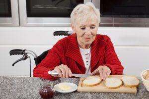 Caregiver in Rockford MI: Healthy Snacks