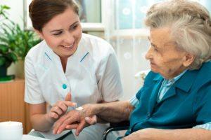 Elderly Care in Rockford MI: Preventing Winter Skin