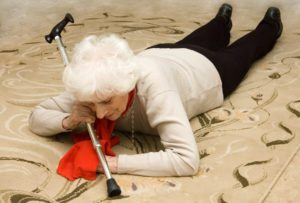 Home Care in Kentwood MI: Slip and Fall Accidents