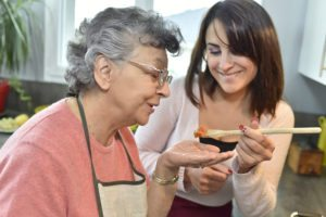 Senior Care in Kentwood MI: Cooking for a Forgetful Parent
