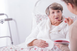Home Care in Kentwood MI: Tips for Helping Older Adults Eat